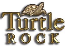 Turtle Rock on Palmer Ranch Logo